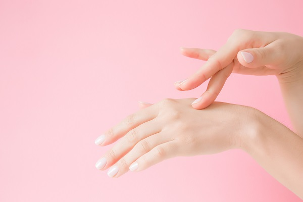Youthful hands after Restylane Lyft injections