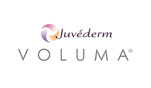 Juvéderm Voluma Logo | Miami Skin and Vein